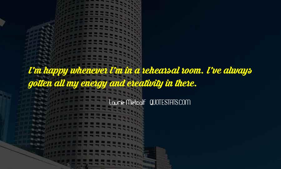 Quotes About Energy #4927