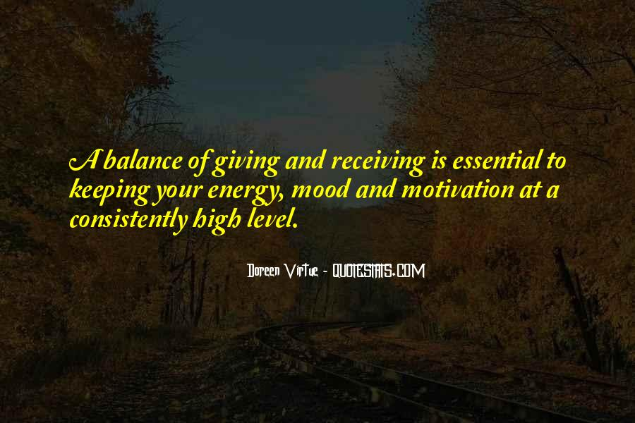 Quotes About Energy #6499