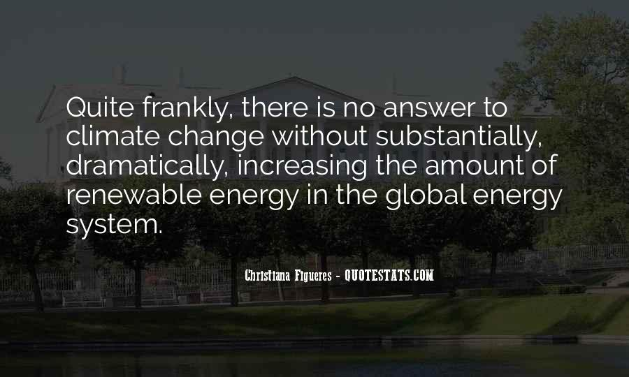 Quotes About Energy #7564