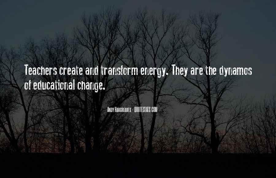 Quotes About Energy #9274