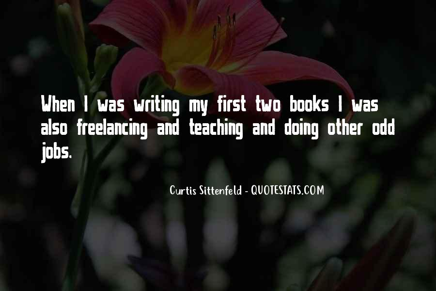 Quotes About Freelancing #1803368