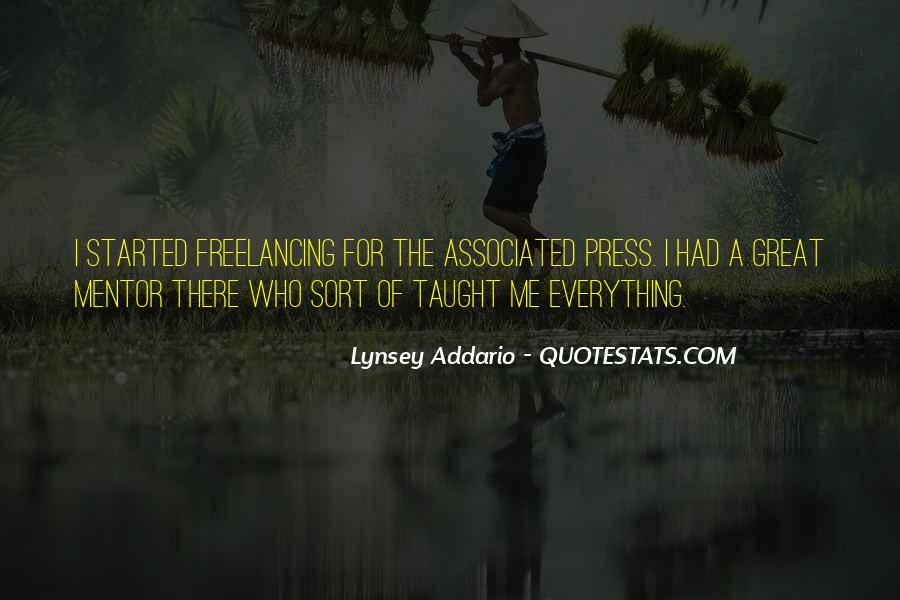 Quotes About Freelancing #614799
