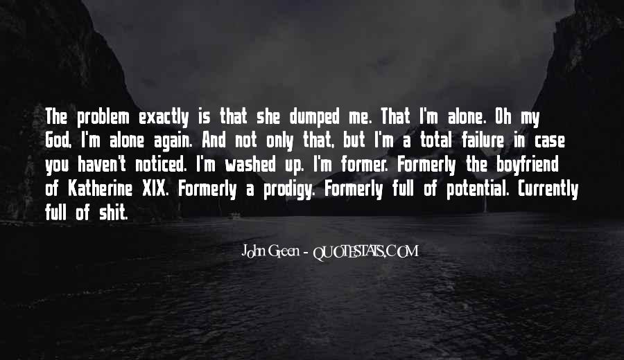 Quotes About Former Boyfriend #869573