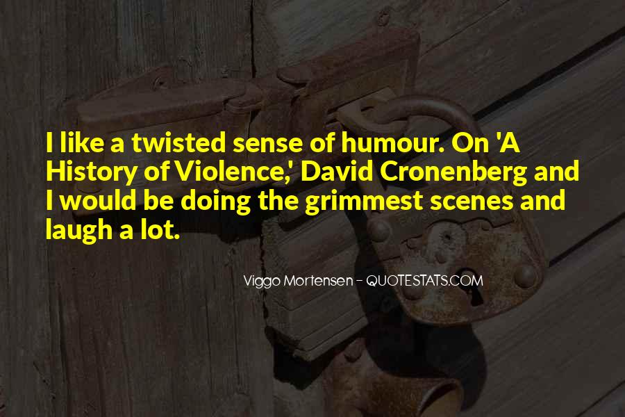 Quotes About Sense Of Humour #104426