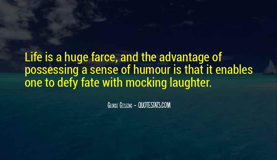 Quotes About Sense Of Humour #128428