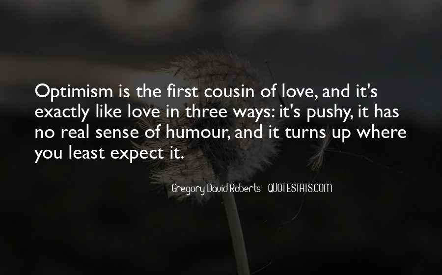 Quotes About Sense Of Humour #168071