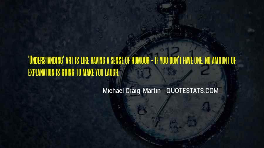 Quotes About Sense Of Humour #185956