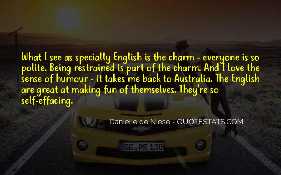Quotes About Sense Of Humour #193180