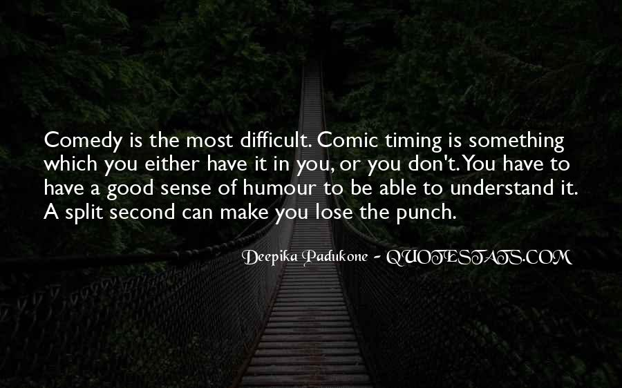 Quotes About Sense Of Humour #222859