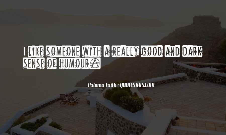 Quotes About Sense Of Humour #261421
