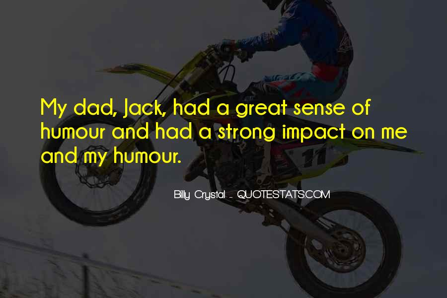 Quotes About Sense Of Humour #347336
