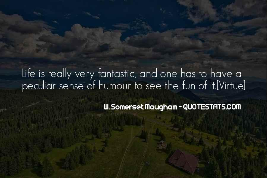Quotes About Sense Of Humour #387999