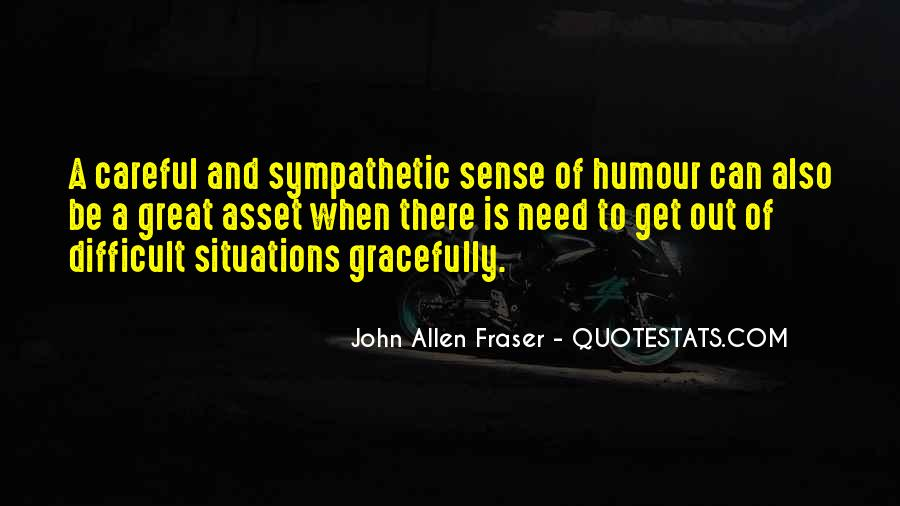 Quotes About Sense Of Humour #401896
