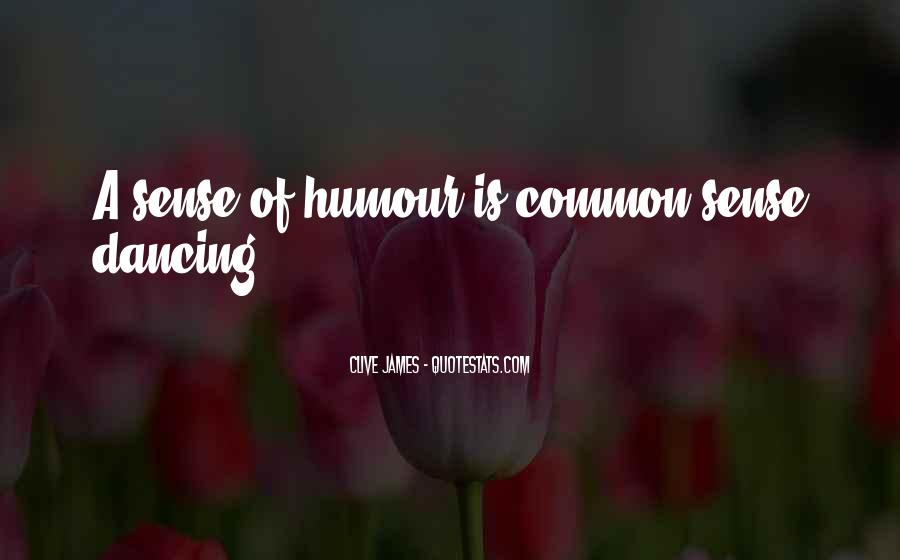 Quotes About Sense Of Humour #409895