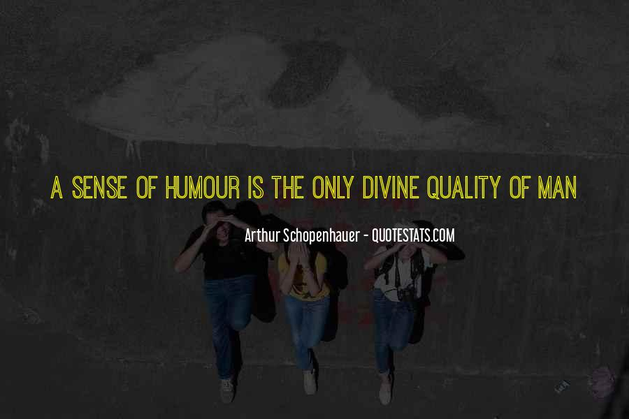 Quotes About Sense Of Humour #436516