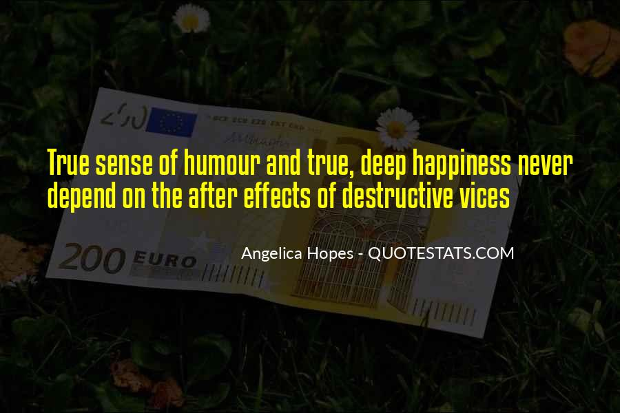 Quotes About Sense Of Humour #455208