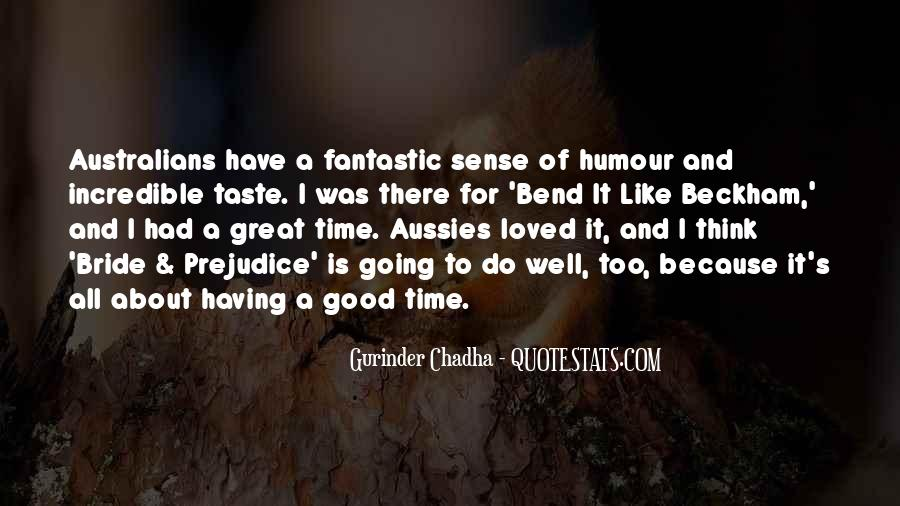 Quotes About Sense Of Humour #489119