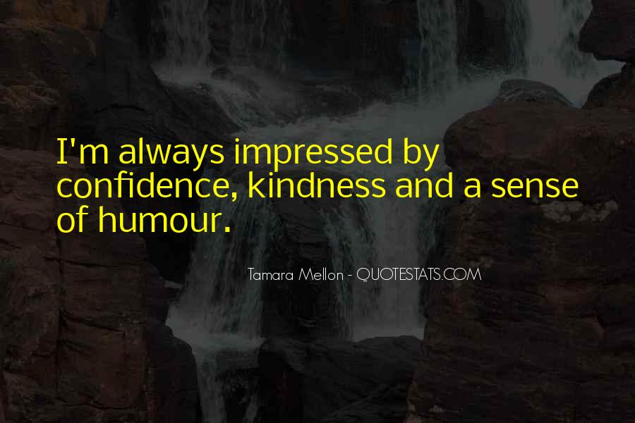 Quotes About Sense Of Humour #779454