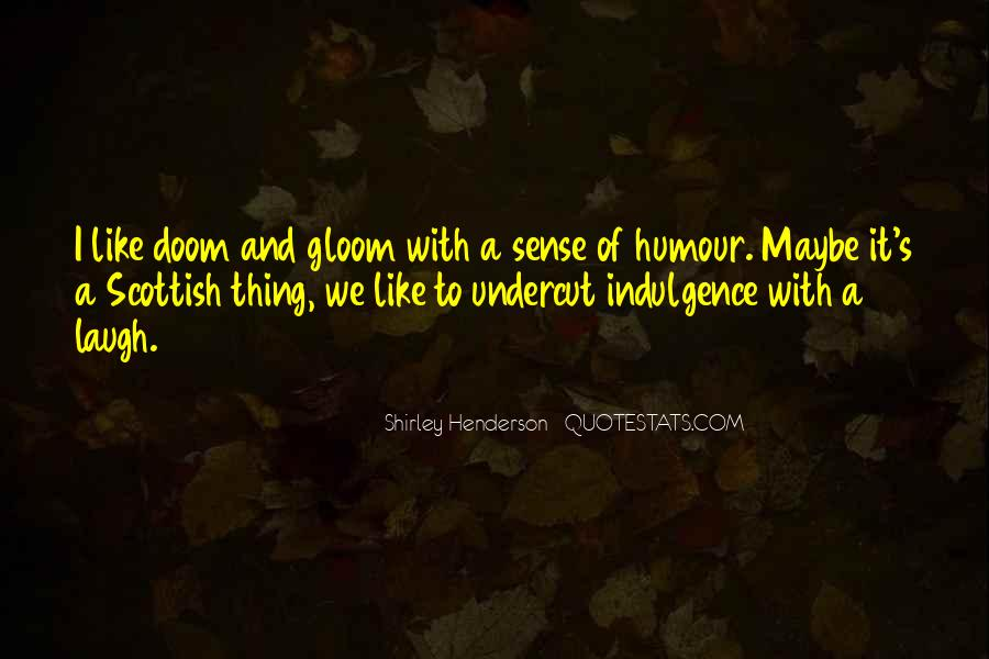 Quotes About Sense Of Humour #806156