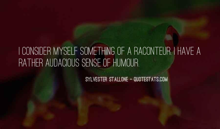 Quotes About Sense Of Humour #905129