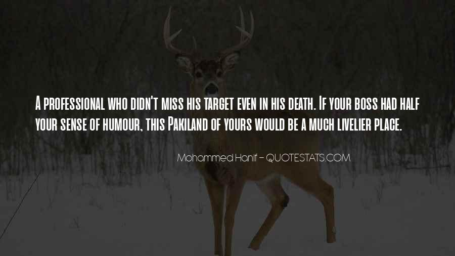 Quotes About Sense Of Humour #91185