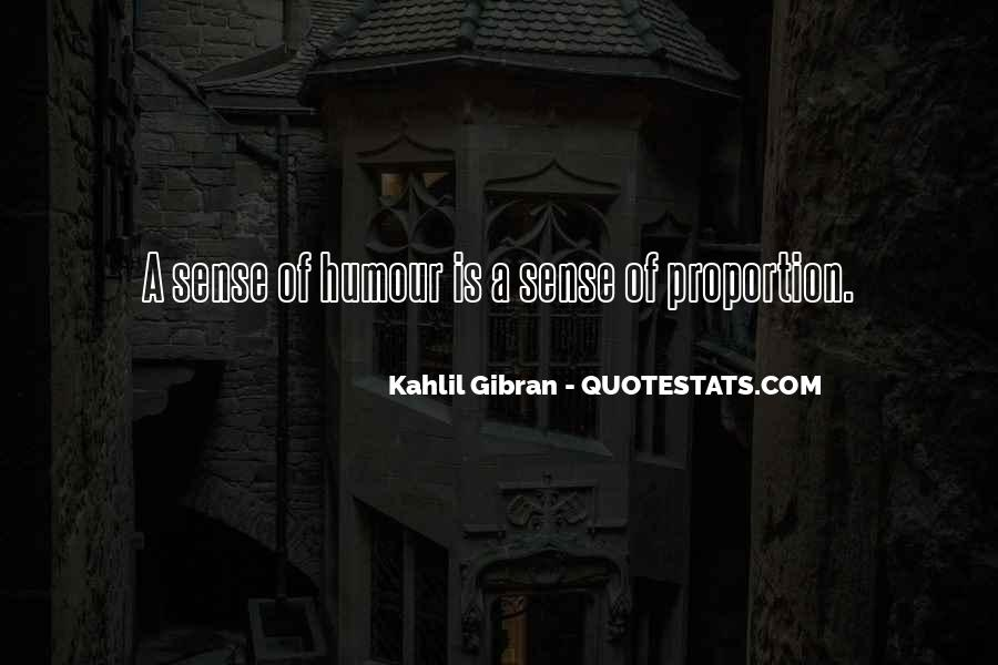 Quotes About Sense Of Humour #931997