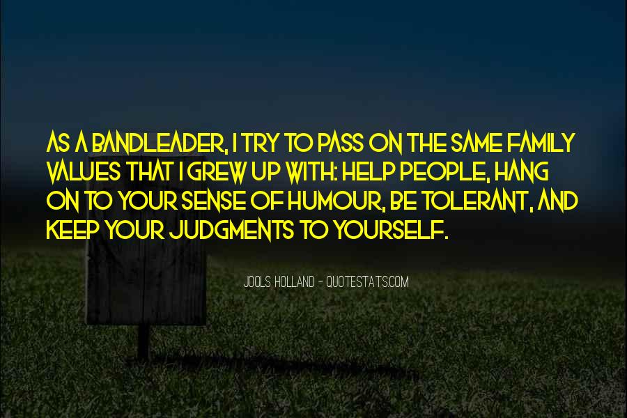 Quotes About Sense Of Humour #968516