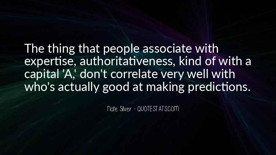 Quotes About Making Predictions #1672618