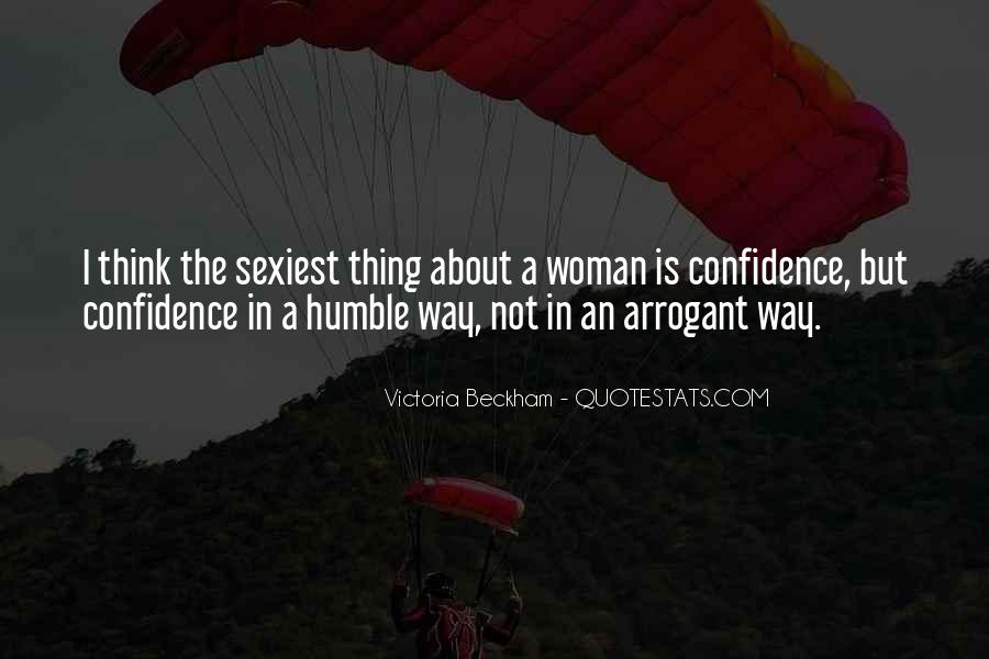 Quotes About Humble Woman #565524