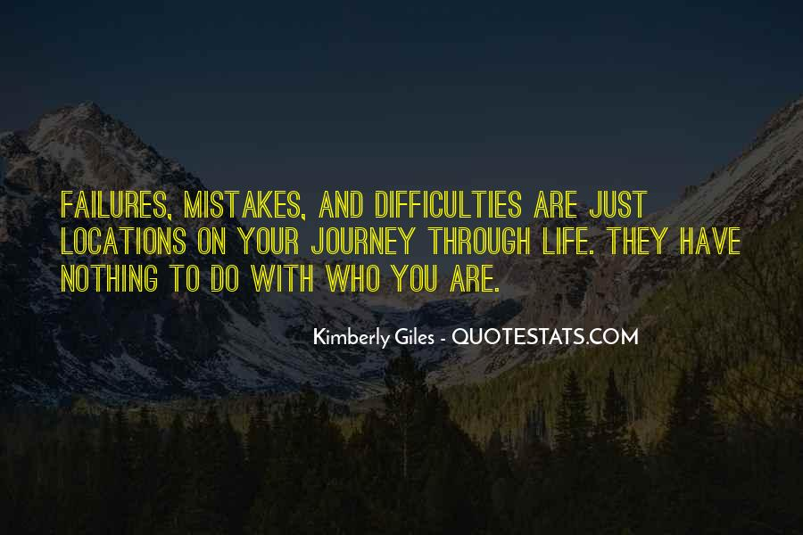 Quotes About Your Life Journey #195351