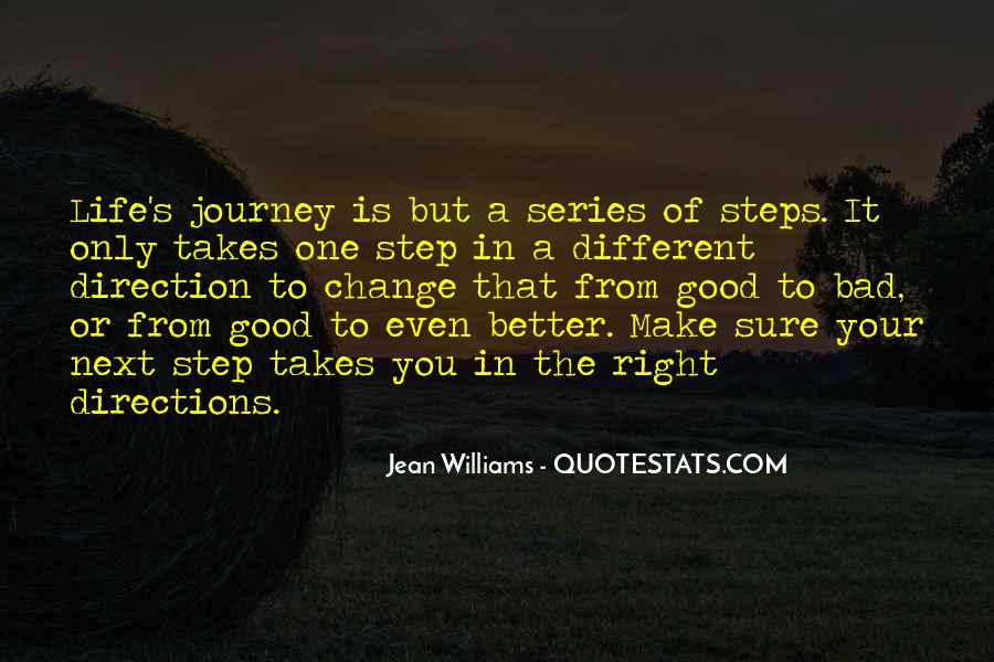 Quotes About Your Life Journey #368443