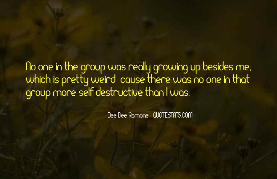 Quotes About Self Growing #1158908