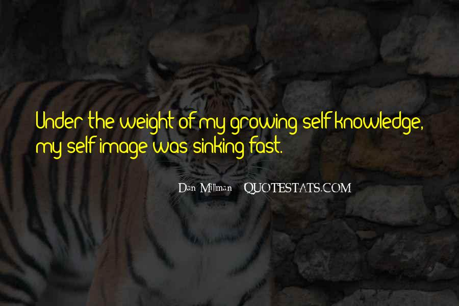 Quotes About Self Growing #30152