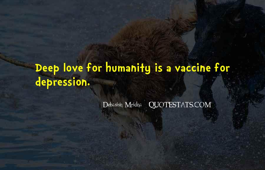 Quotes About Deep Depression #401827