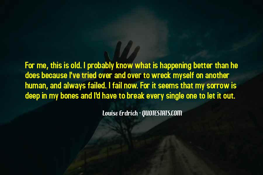 Quotes About Deep Depression #680185