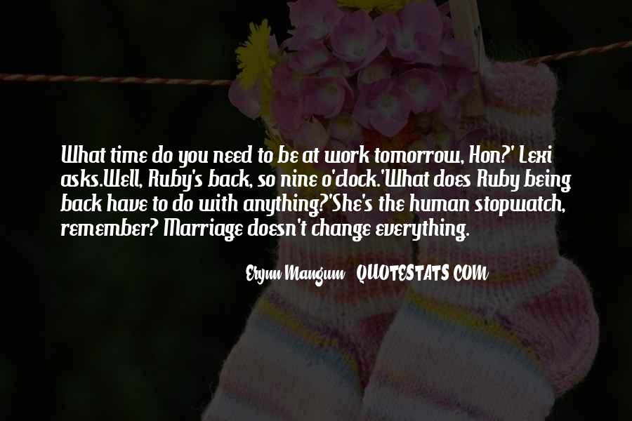 Quotes About I Wish I Could Go Back In Time #21407