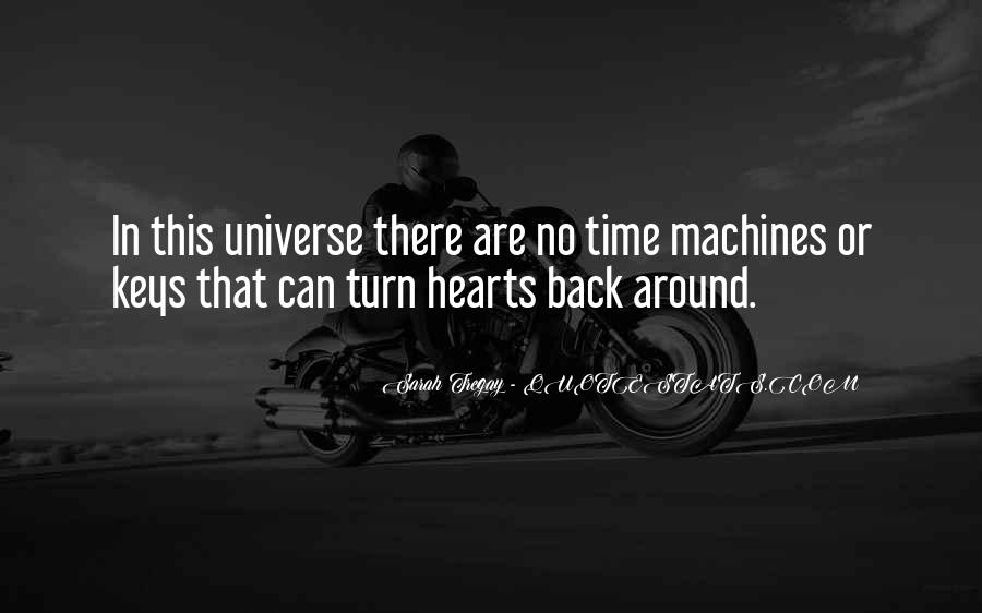Quotes About I Wish I Could Go Back In Time #23553