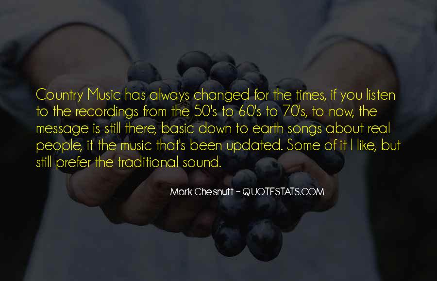 Quotes About Music From Songs #1010662