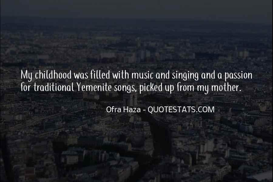 Quotes About Music From Songs #1268489