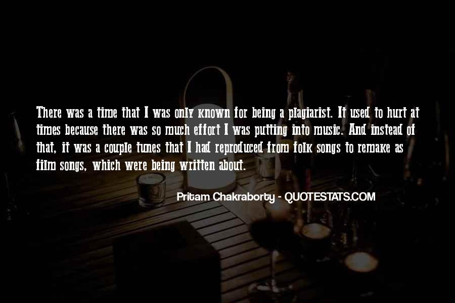 Quotes About Music From Songs #1272093