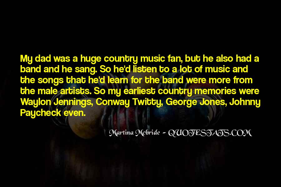 Quotes About Music From Songs #131074