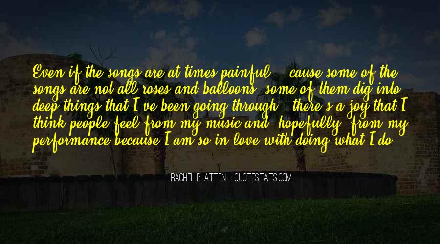Quotes About Music From Songs #1329070