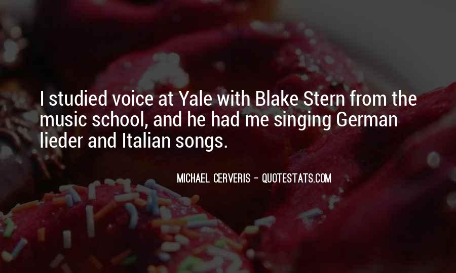 Quotes About Music From Songs #1392271