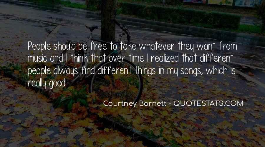 Quotes About Music From Songs #1394813