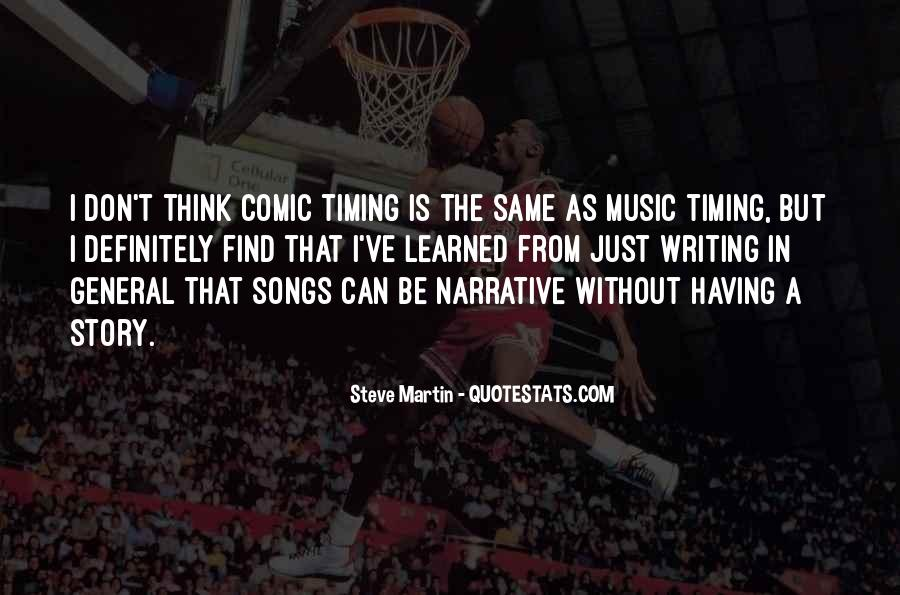 Quotes About Music From Songs #1429135