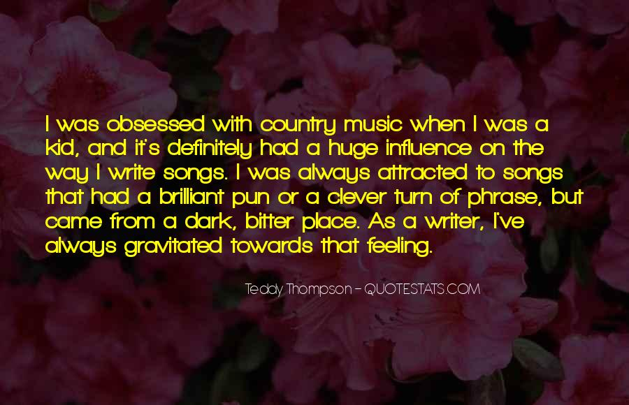 Quotes About Music From Songs #1449332