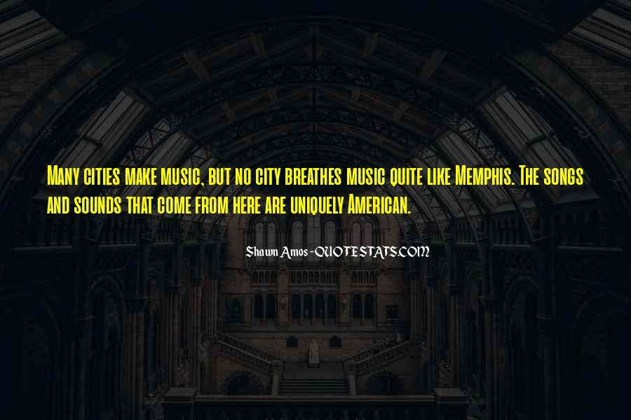 Quotes About Music From Songs #1470902