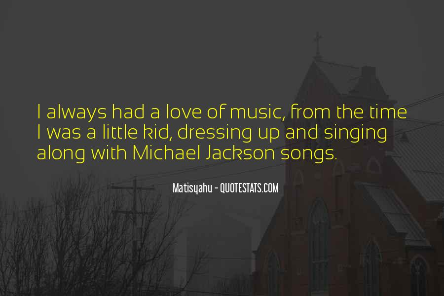 Quotes About Music From Songs #1510078