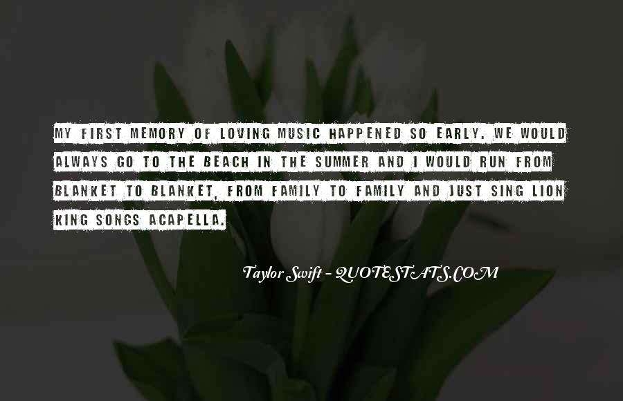 Quotes About Music From Songs #1597051