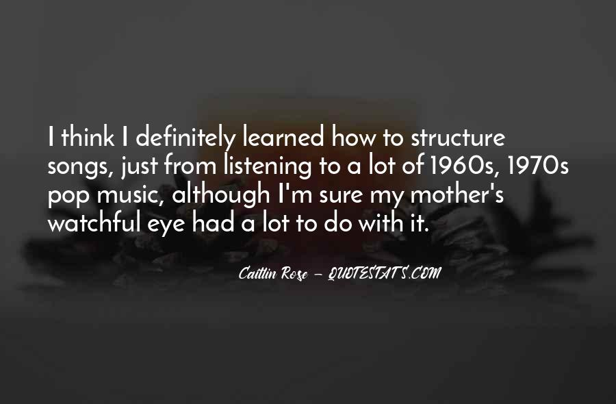 Quotes About Music From Songs #1718277